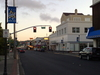 Coos  Bay Street Scenery