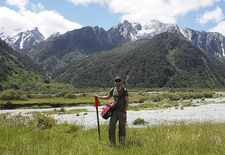 Copland Track - Tai Poutini NP - South Island NZ