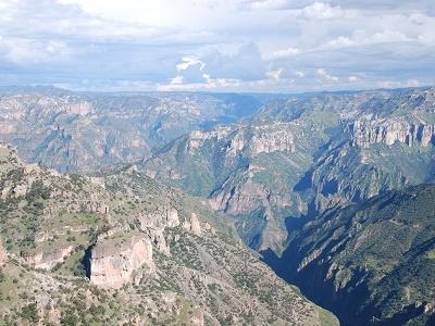 Copper Canyon - Chihuahua Mexico