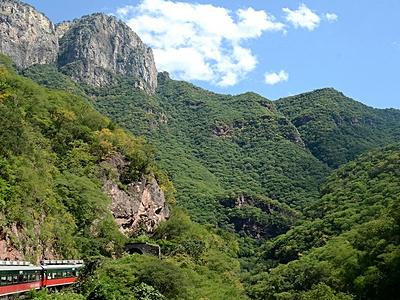 Copper Canyon Railway - Chihuahua