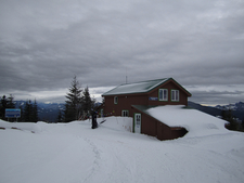 Copper Creek Hut
