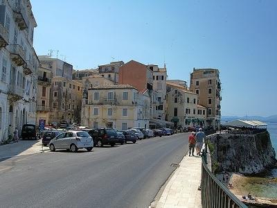 Corfu Town View - Corfu