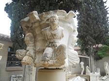 Corinth Greek Sculpture