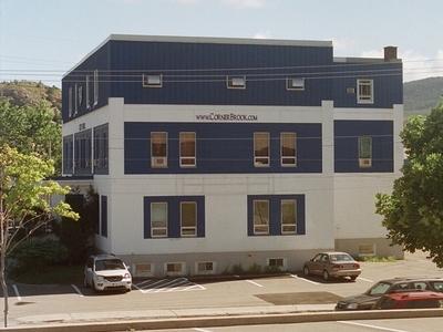 Corner  Brook  Town  Hall
