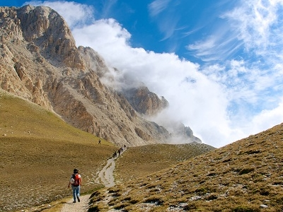 Corno Grande - Abruzzo High Trail