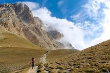 Corno Grande - High Trail