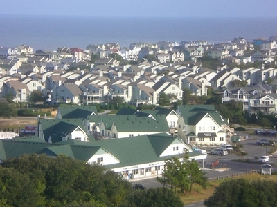 Corolla  North  Carolina View From The Lighthouse