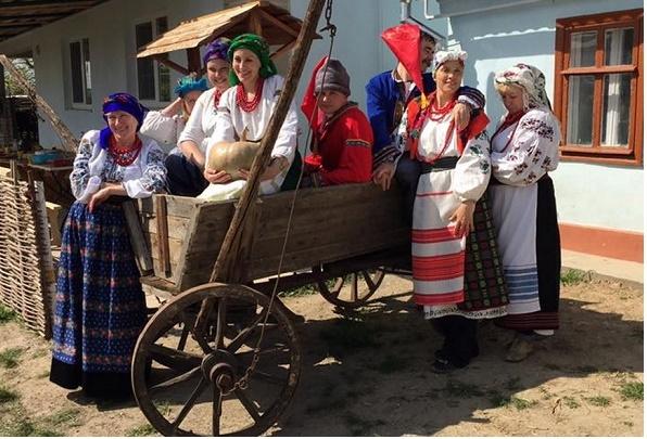 Cossack Ethnic Tour Photos