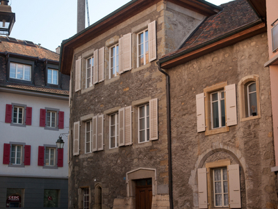 Cossonay     Vieille Ville