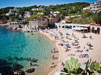 Costa Brava - Calella De Palafrugell - Catalonia