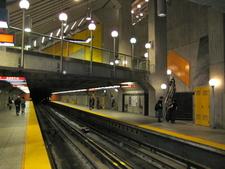 Cote Sainte Catherine Metro Station