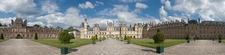 Cour D'Honneur Of The Palace
