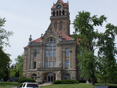 Courthouse In Knox
