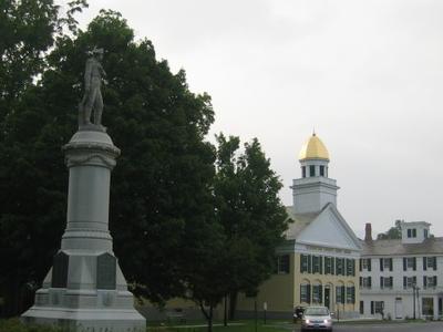 Court House  Manchester  Vermont