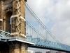Covington K Y  J A Roebling Bridge