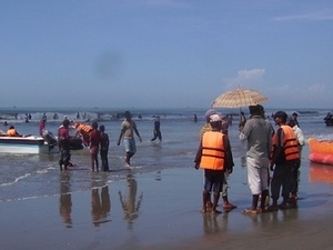 World Longest Sea Beach Tour Fotos