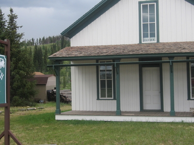Cozens Ranch Museum 1874