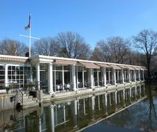 Boathouse Cafe - Central Park