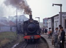 C P Steam Train Povoa Da Varzim