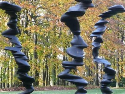 Cragg  Skulpturenpark