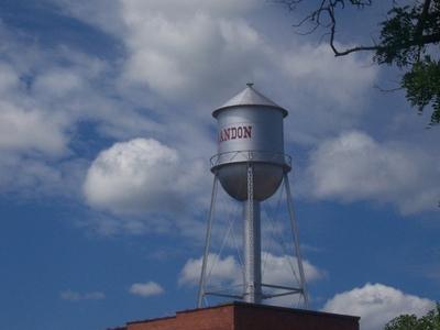 Crandon Wisconsin Water Tower