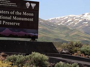 Cráteres de la Luna Monumento Nacional