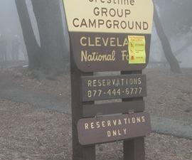 Crestline Group Campground