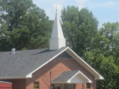 Creston Baptist Church