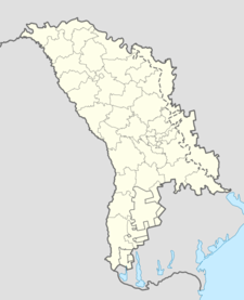 Cricova Is Located In Moldova