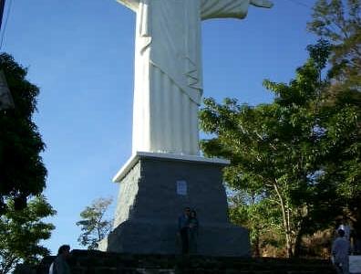 Cristo  Serra  Negra
