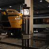 Historical Trains Preserved At Museum