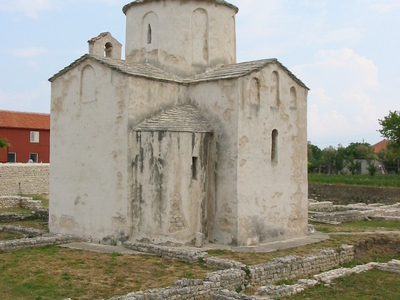 The Church Of The Holy Cross