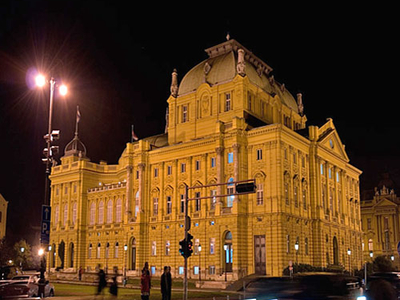 Croatian National Theatre, Croatia