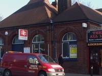 Crofton Park Railway Station