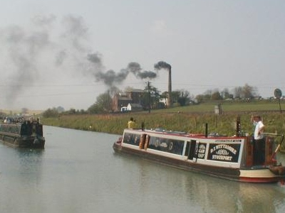 Crofton Pumping Station From Canal