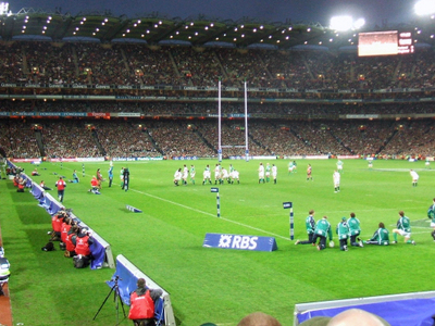 Six Nations Championship At Croke Park