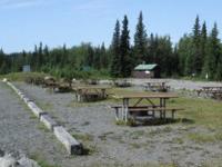 Estado Crooked Creek Recreation Site