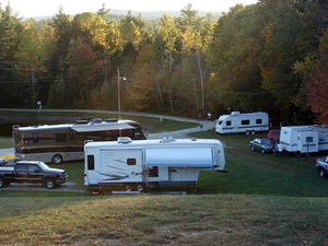 Crow's Nest Campground