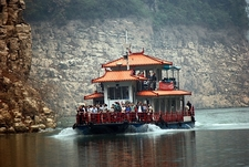 Cruise Along Shennong Stream