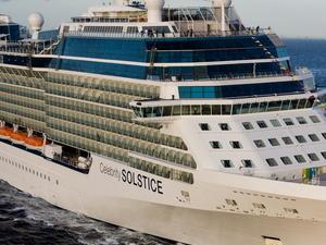Ship Cruise Ground Handling Photos