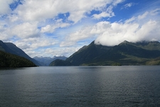 Cruising - Doubtful Sound - Southland NZ
