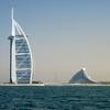 Cruising Jumeirah Beach Shoreline - Dubai