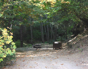 Crystal Campground