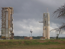 Ariane Launch Site