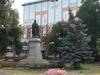Csokonai Statue, Debrecen