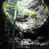 Staircase Leading Into The Volcano