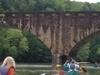 Canoers On Cumberland River