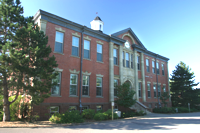 Cumming Hall Administration Building