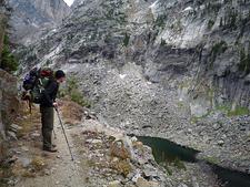 Curious Hiker