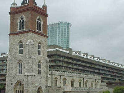 St Giles Without Cripplegate